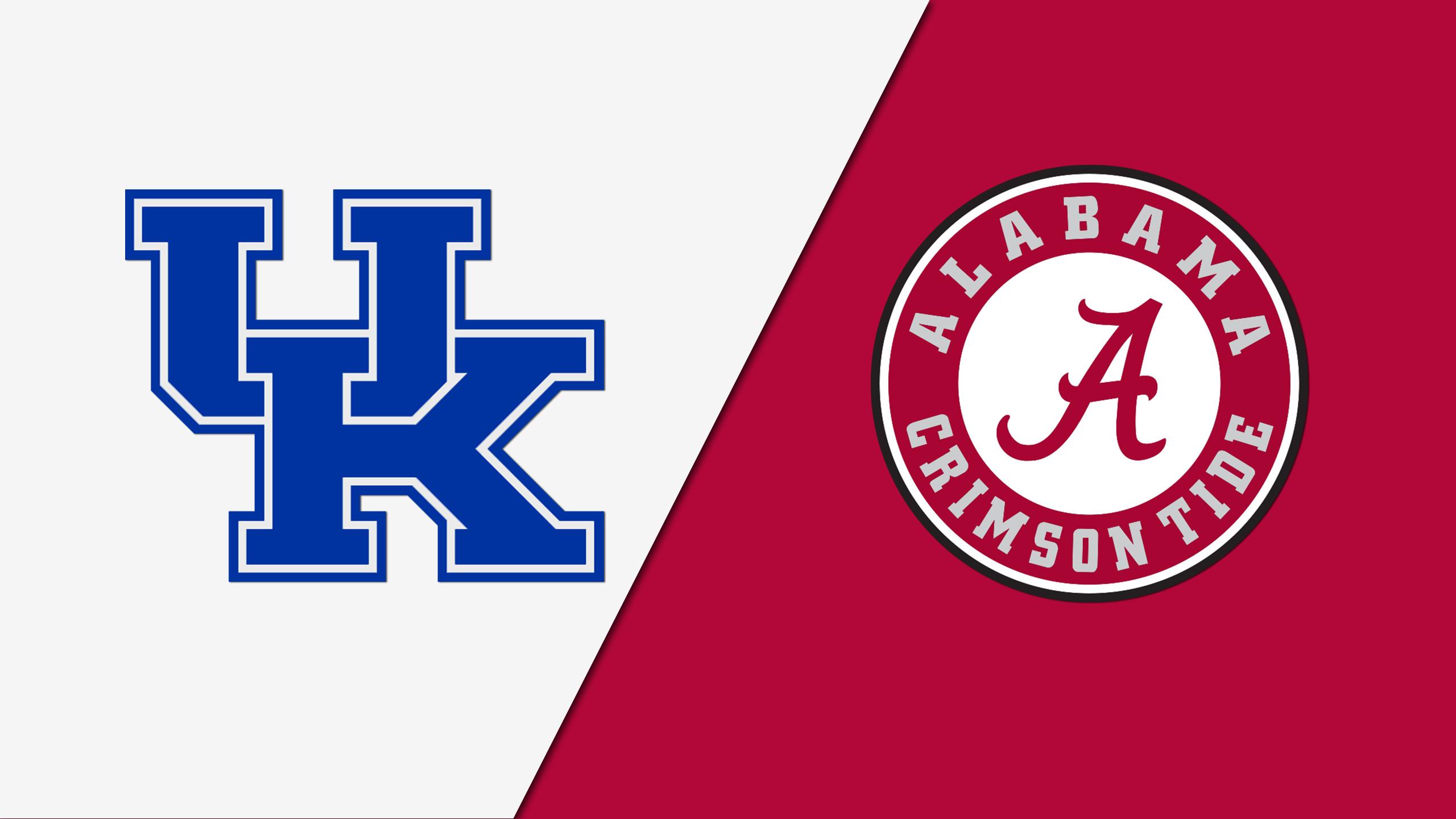 #17 Kentucky vs. Alabama (W Basketball)