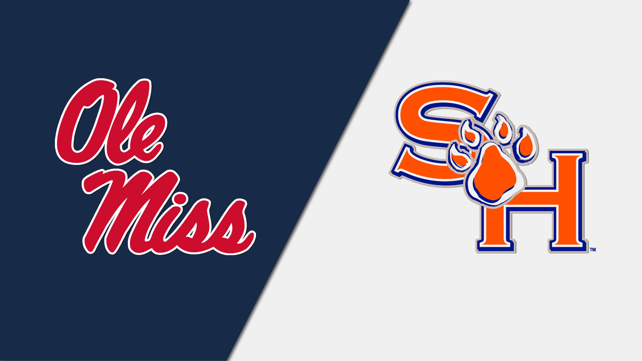 Ole Miss vs. Sam Houston State (Softball) (re-air)