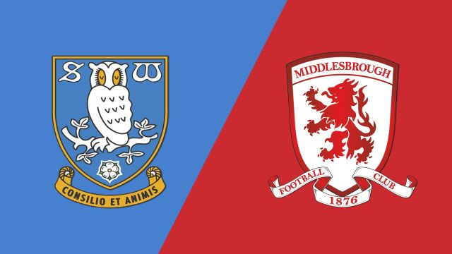 Sheffield Wednesday vs. MiddlesbroughSheffield Wednesday vs. Middlesbrough (English League Championship)