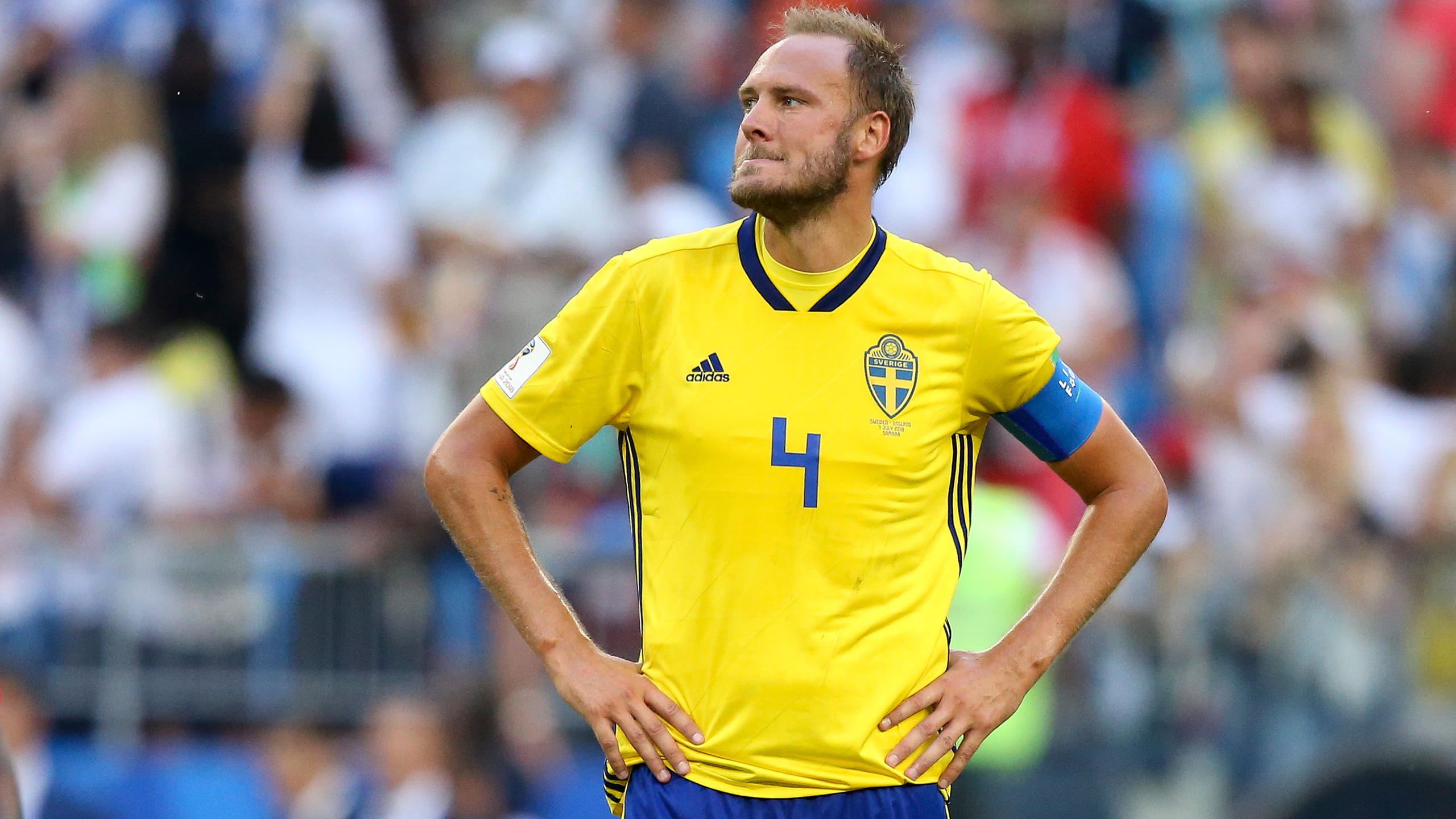 Sweden vs. Romania (UEFA European Qualifiers)