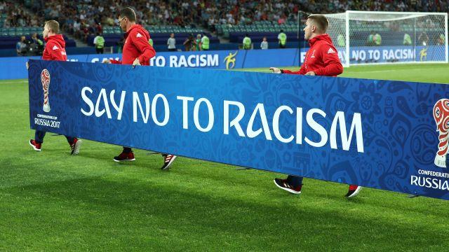 Como a Rússia encara e enfrenta o racismo no futebol