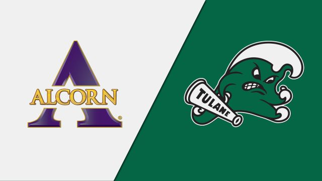 Alcorn State vs. Tulane (M Basketball)