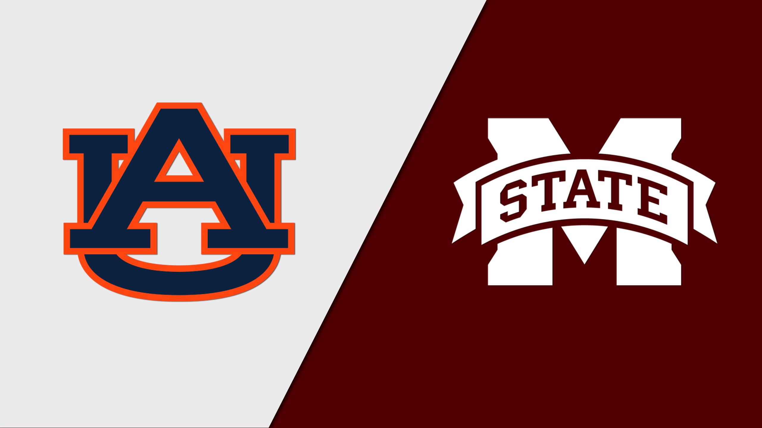 Auburn vs. Mississippi State (Baseball)