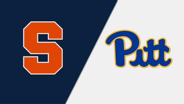 Syracuse Orangemen vs. Pittsburgh Panthers