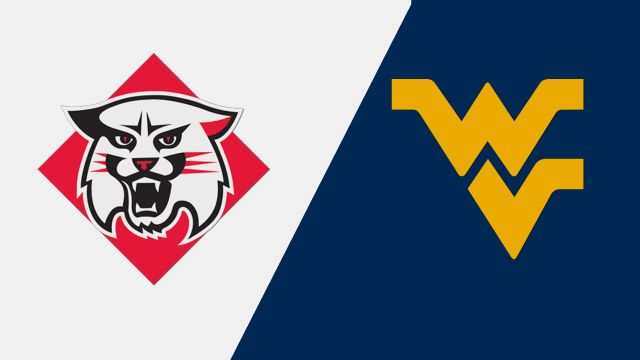Davidson Wildcats vs. West Virginia Mountaineers