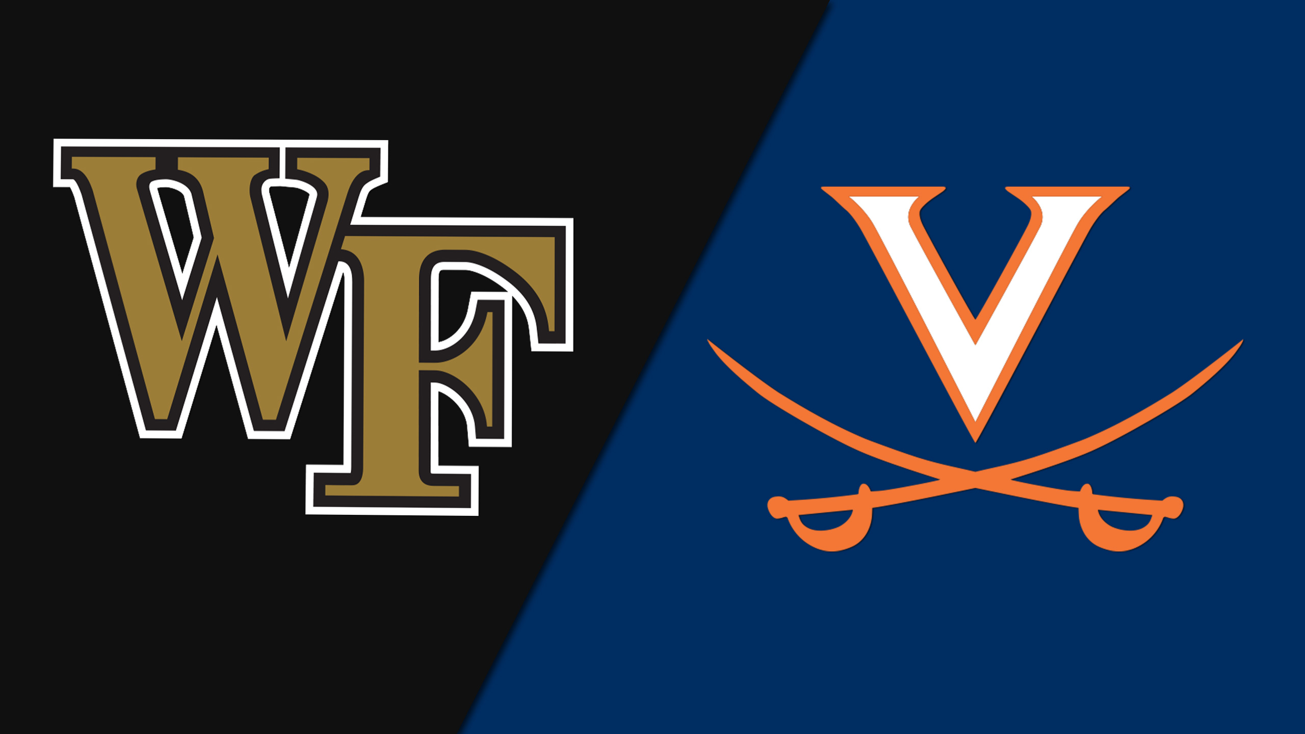 #1 Wake Forest vs. Virginia (M Soccer)