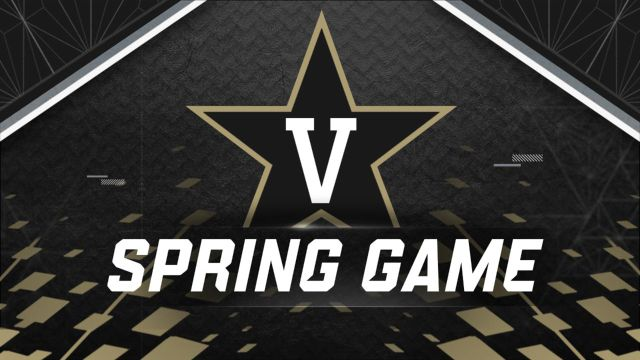 Vanderbilt Spring Football Game
