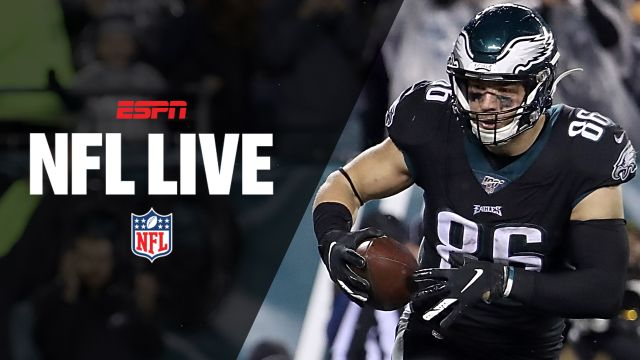 Tue, 12/10 - NFL Live