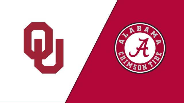 Oklahoma vs. Alabama (re-air)