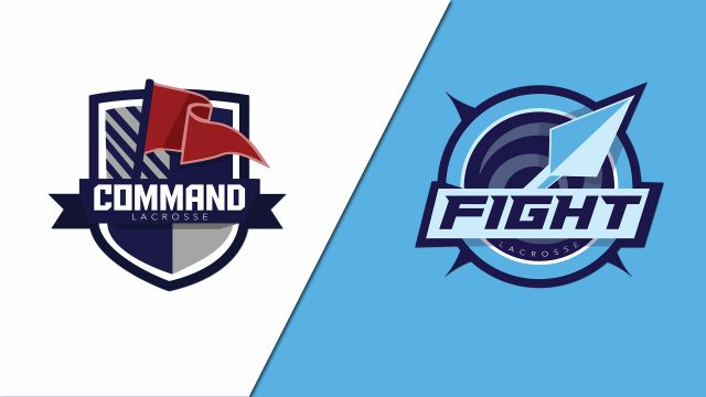 Command vs. Fight (Semifinal #1) (Women's Professional Lacrosse League)