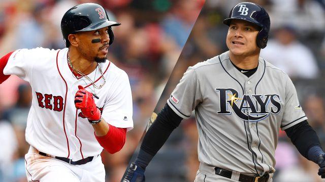 In Spanish-Boston Red Sox vs. Tampa Bay Rays