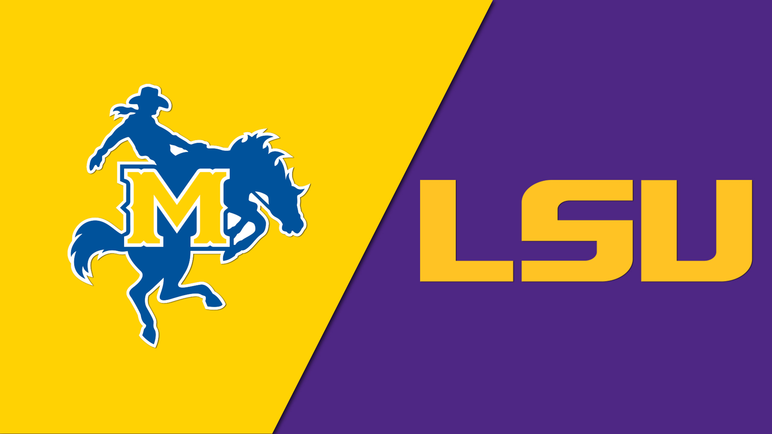 McNeese vs. LSU (W Basketball)