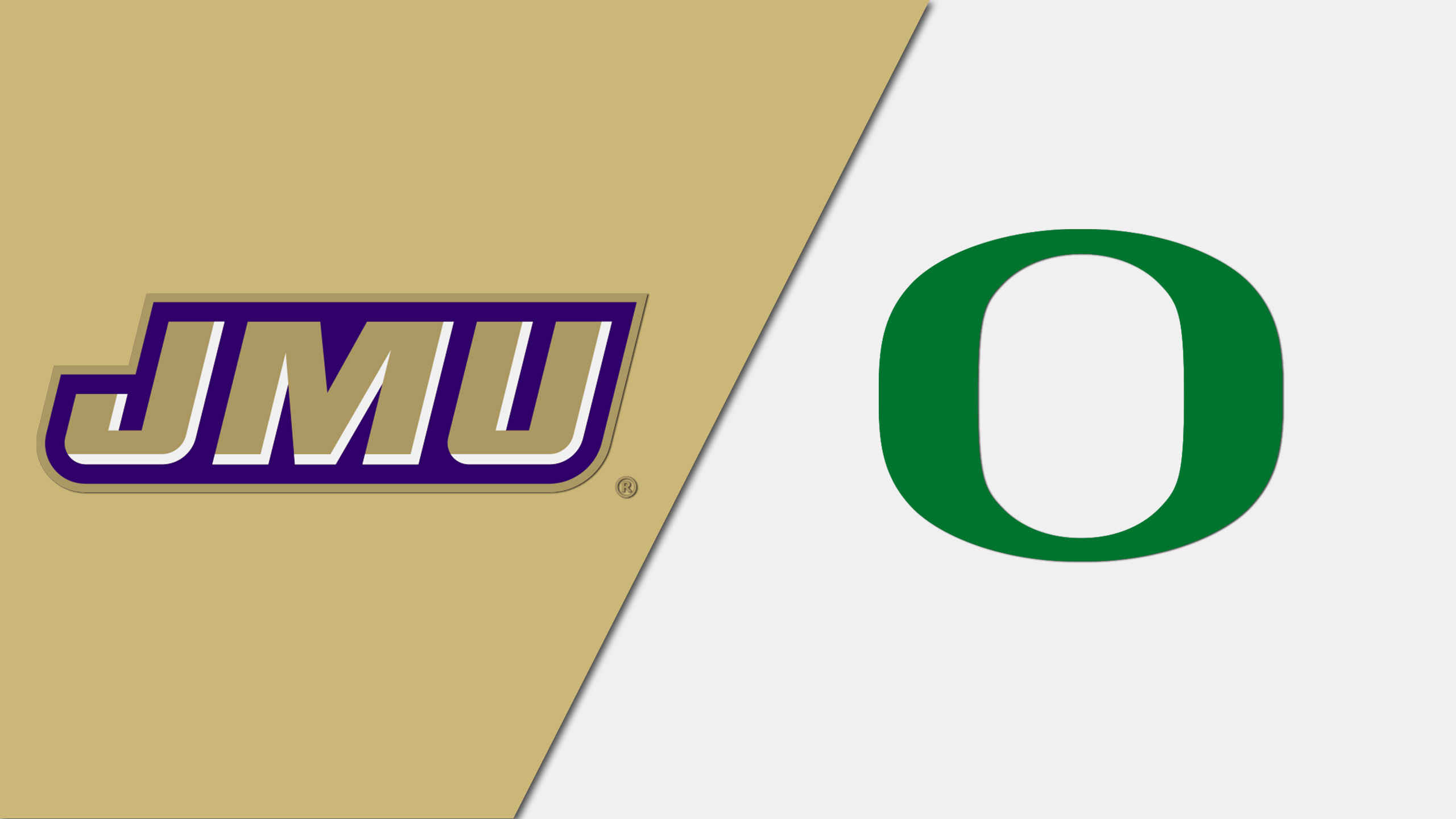 #25 James Madison vs. #22 Oregon (Softball)