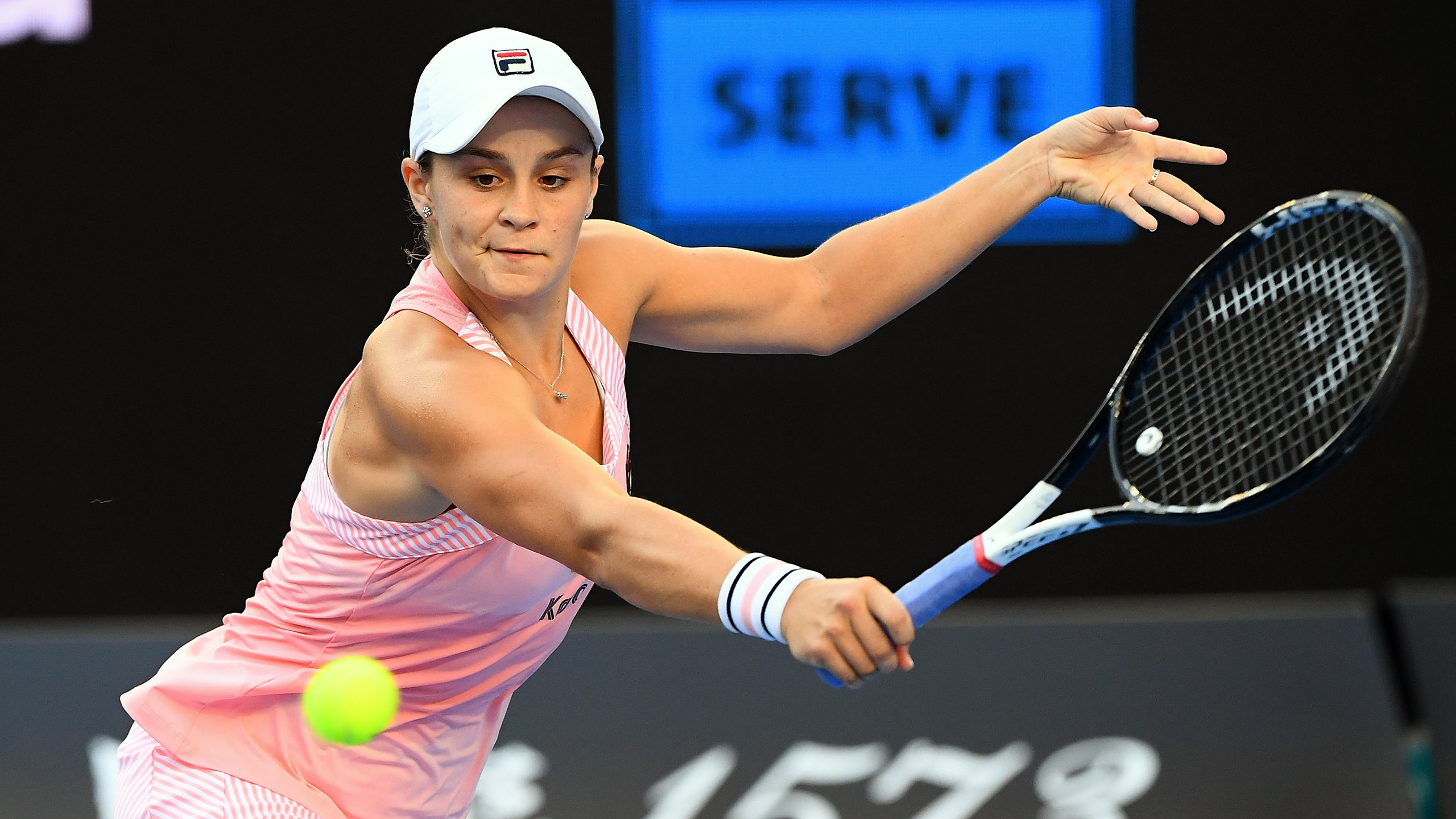 (15) Barty vs. Wang (Women's Second Round)