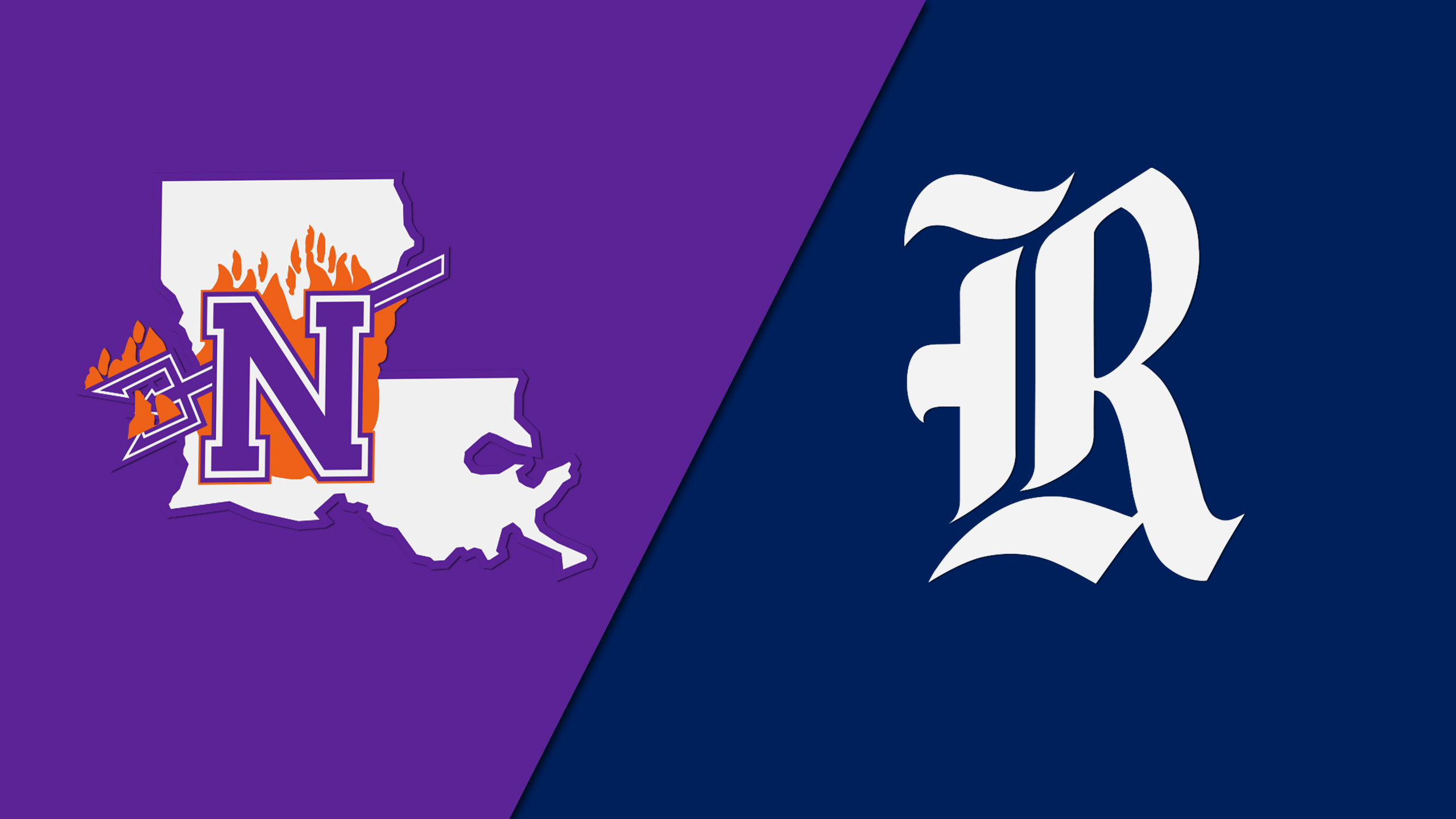 Northwestern State vs. Rice (M Basketball)