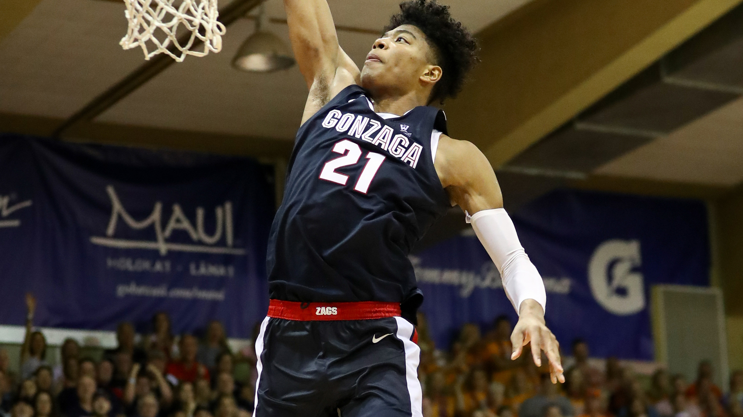 Arizona vs. #3 Gonzaga (Semifinal #2) (Maui Jim Maui Invitational)