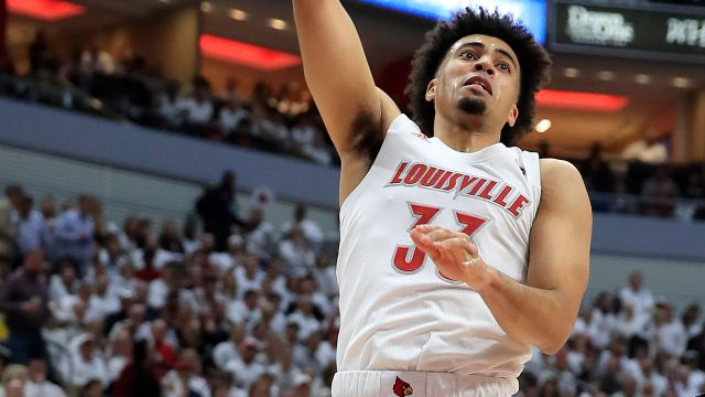 Pittsburgh vs. #1 Louisville (M Basketball)