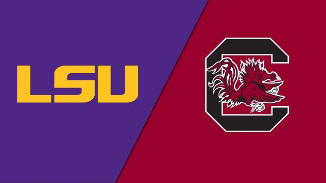 LSU vs. South Carolina (M Basketball)