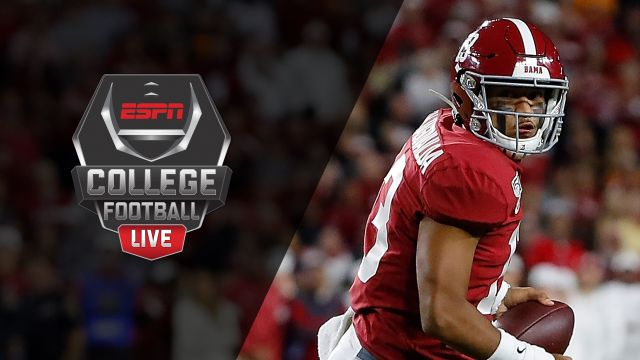 Tue, 10/22 - College Football Live