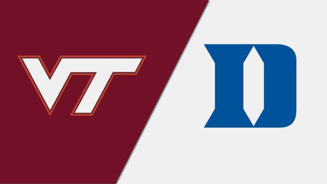 Virginia Tech vs. Duke (W Volleyball)