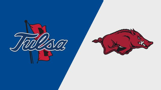 Tulsa vs. Arkansas (re-air)
