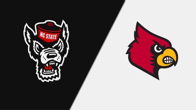 NC State vs. Louisville (M Soccer)