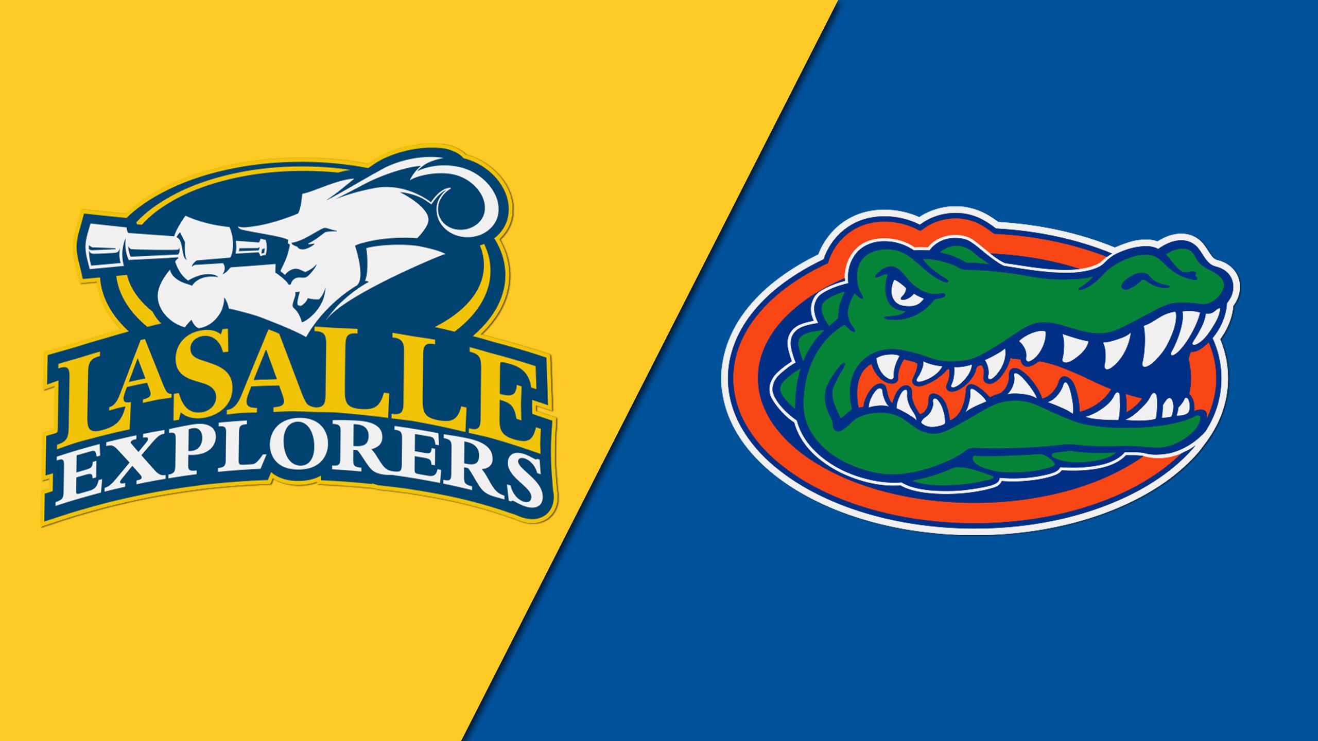La Salle vs. Florida (M Basketball)