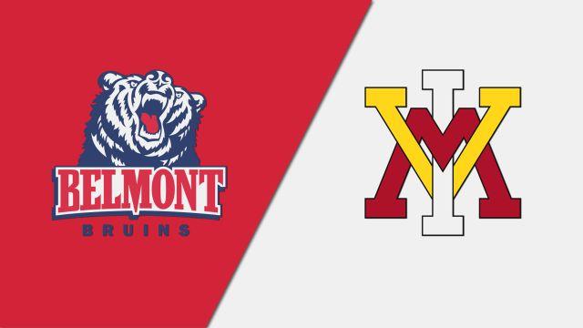 Belmont vs. VMI (M Soccer)