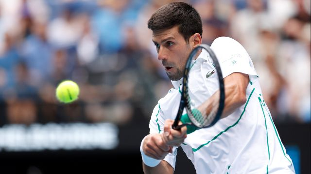 (2) Djokovic vs. Nishioka (Men's Third Round)