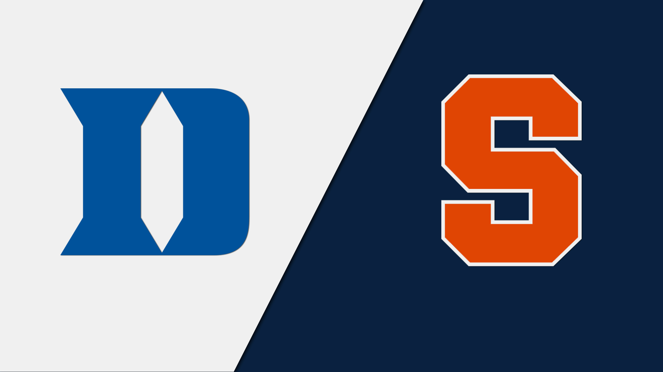 #2 Duke vs. #12 Syracuse (M Lacrosse)