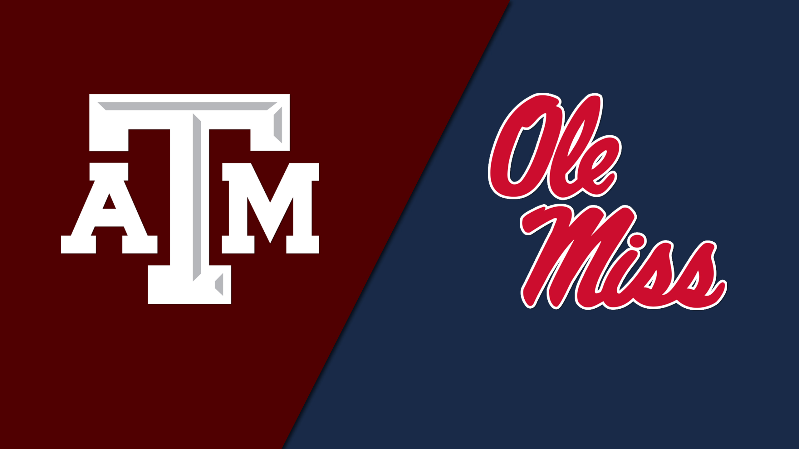 #10 Texas A&M vs. #19 Ole Miss (Baseball)