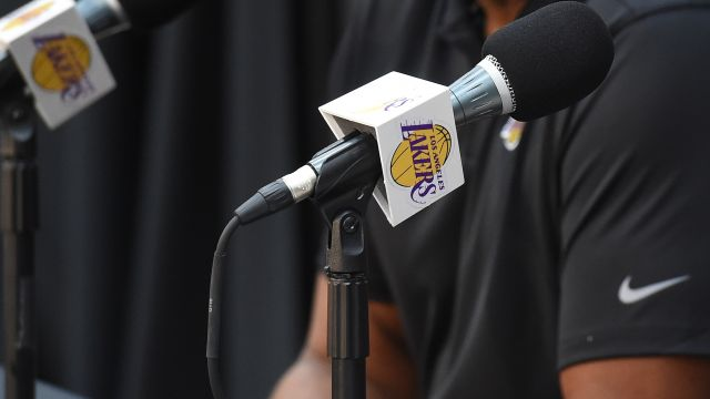 Lakers Press Conference