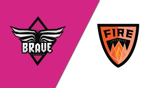 Brave vs. Fire (Women's Professional Lacrosse League)