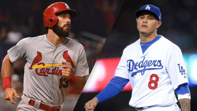 In Spanish-St. Louis Cardinals vs. Los Angeles Dodgers