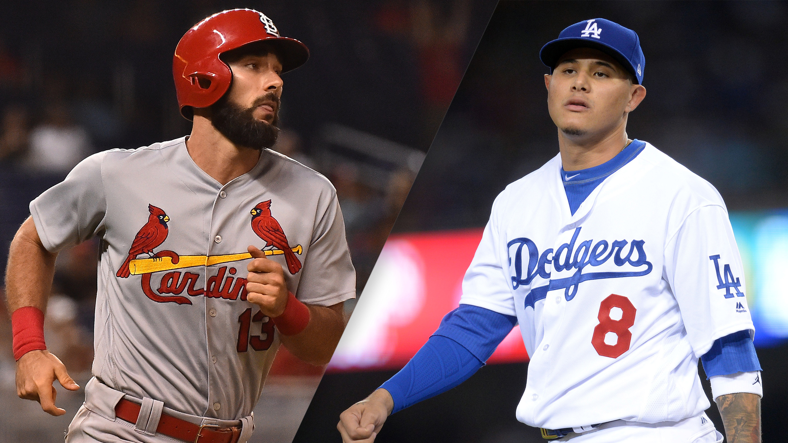 In Spanish - St. Louis Cardinals vs. Los Angeles Dodgers