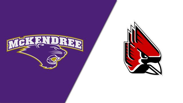 McKendree vs. Ball State (M Volleyball)