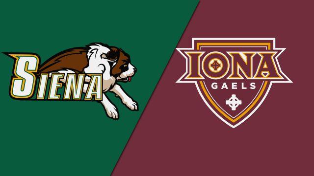 Siena vs. Iona (M Soccer)