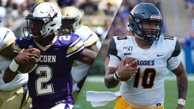 Alcorn State vs. North Carolina A&T (Bowl Game)