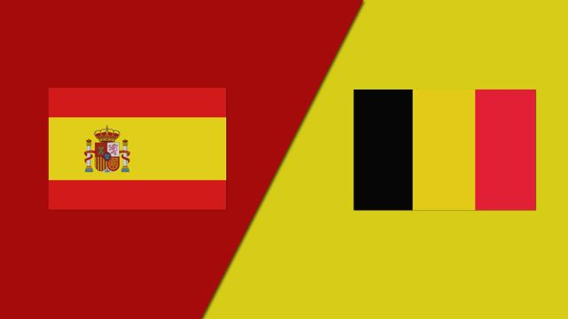 Spain vs. Belgium (Group Stage)