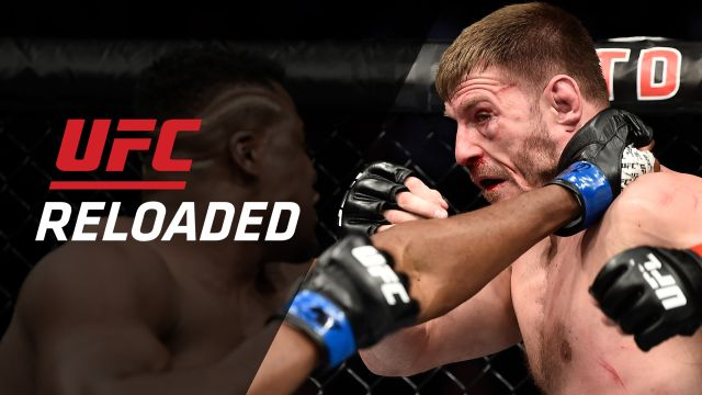 UFC Reloaded: 220: Miocic vs. Ngannou