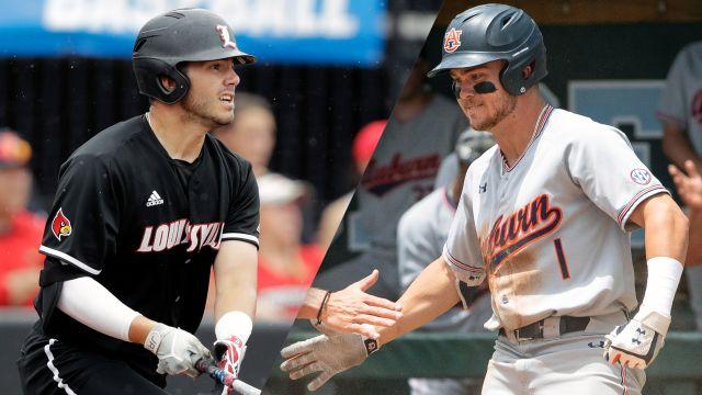 Louisville vs. Auburn (Game 7) (College World Series)