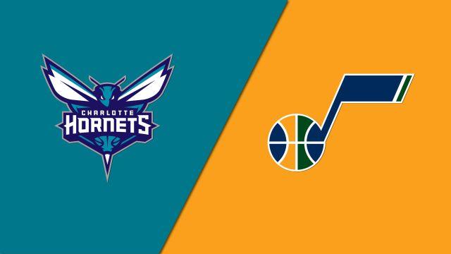 Charlotte Hornets vs. Utah Jazz