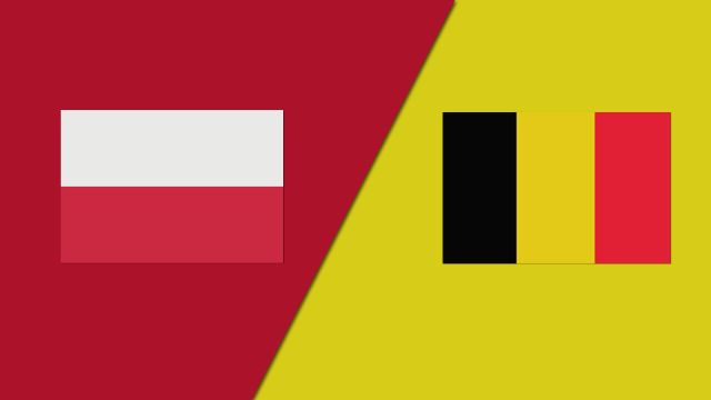 Poland vs. Belgium (Group Stage)