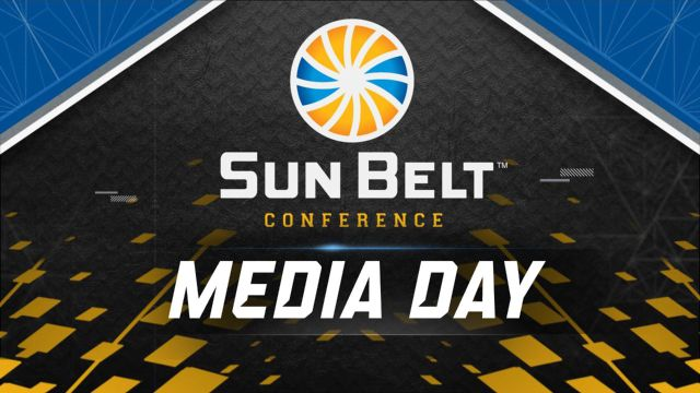 Sun Belt Football Media Day