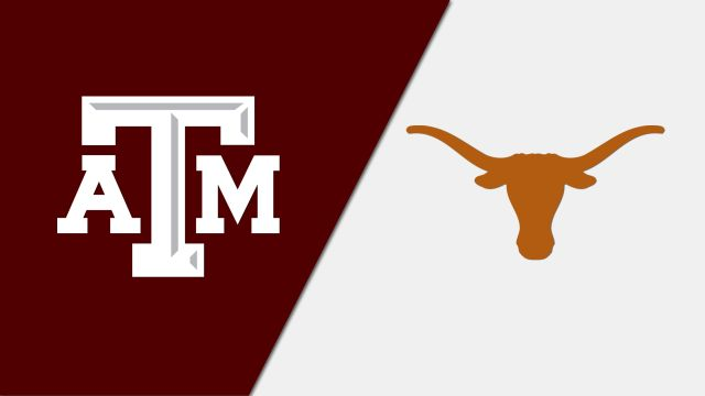 Texas A&M Aggies vs. Texas Longhorns (re-air)