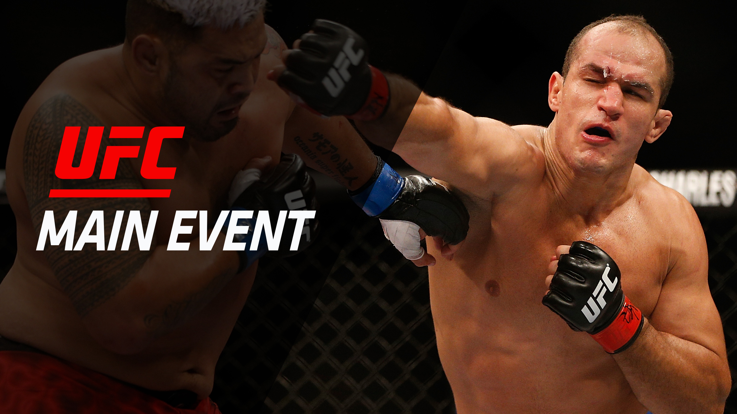 UFC Main Event: Velasquez vs. Bigfoot 2/Dos Santos vs. Hunt
