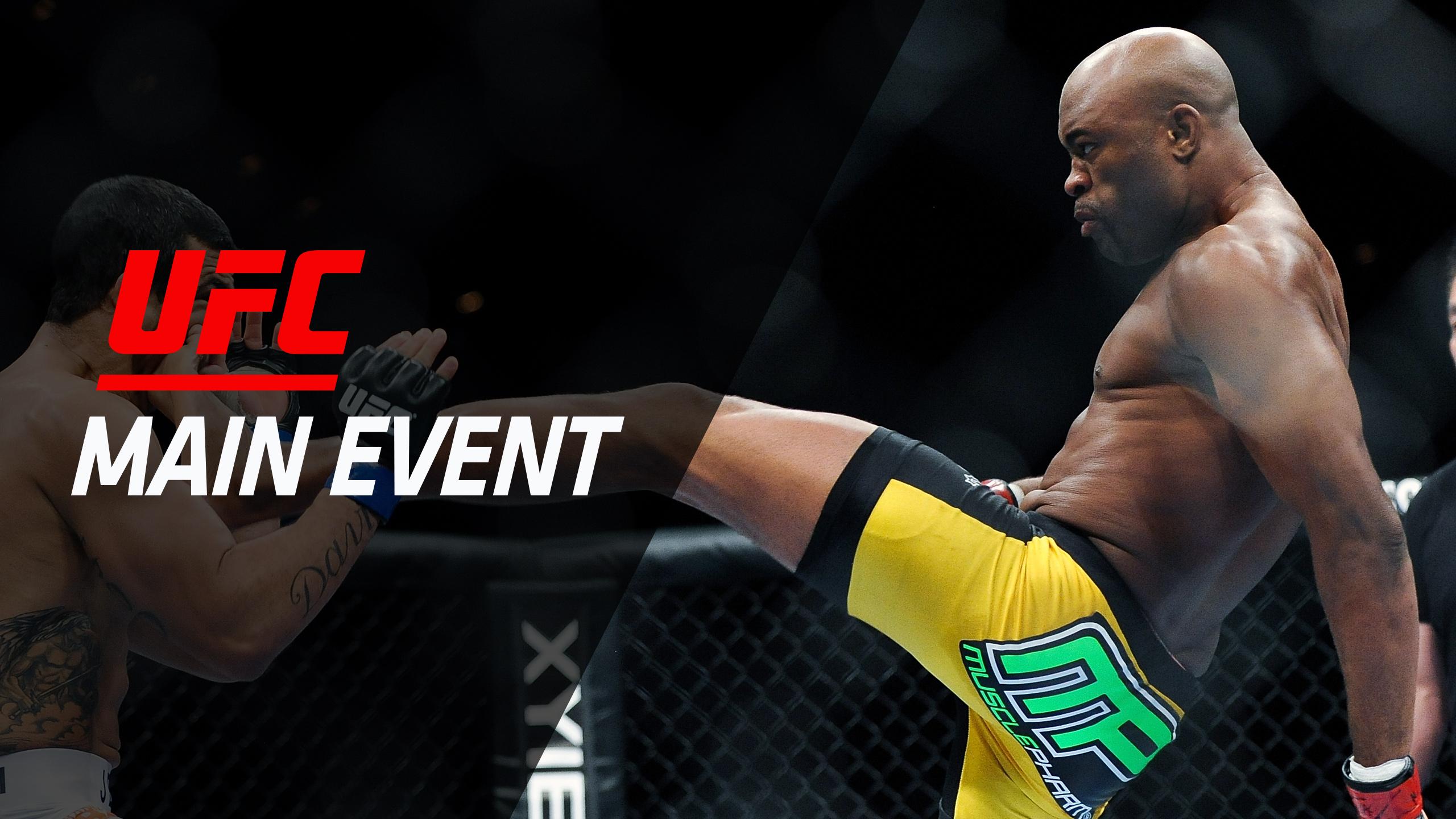 UFC Main Event: Silva vs. Belfort