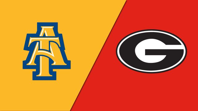 North Carolina A&T vs. Georgia (W Basketball)