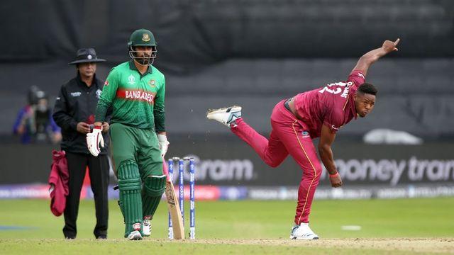 Bangladesh vs. West Indies