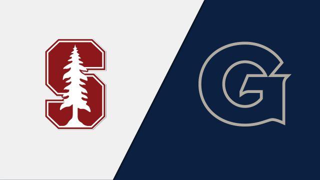 Stanford vs. Georgetown (Semifinal #1)